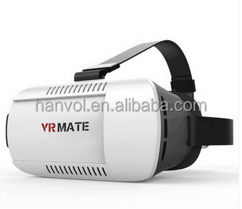 2016 popular VR-01 Veister VR BOX 2.0 Version VR HD Virtual 3D Glasses