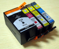 934XL 935XL ink cartridge compatible for HP Officejet Pro 6230/ 6830