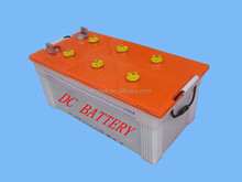 jiangmen lead-acid battery DC N50ZL 12V starting dc BATTERY automobile storage battery for locomotive