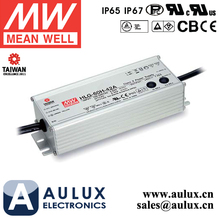 Meanwell 60W LED Power Supply 48V HLG-60H-48B IP67 LED Driver Dimmable 7 Years Warranty