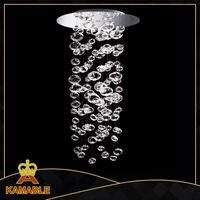 modern ceiling lamp,glass ceiling lights,Transparent ceiling fitting
