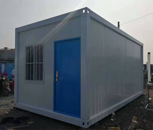 Factory Direct Sales Cheap Easy Install Prefab Expandable 20ft Container House