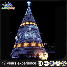 tree light christmas tree with snow effect Fibre Optic Christmas Tree Led Outdoor