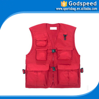 Outdoor leisure quick-drying photography vest vest sexy vest for men