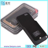 Charger External Rechargeable Power Bank Case Battery, Super Power For Iphone5