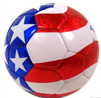 Promotional Soccer Ball five-pointed star personality