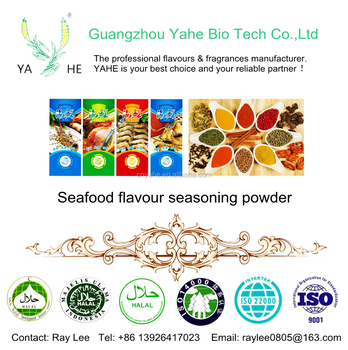 High concentrated seafood flavour for seasoning powder flavor for snacks healthy ingredients with wholesale price