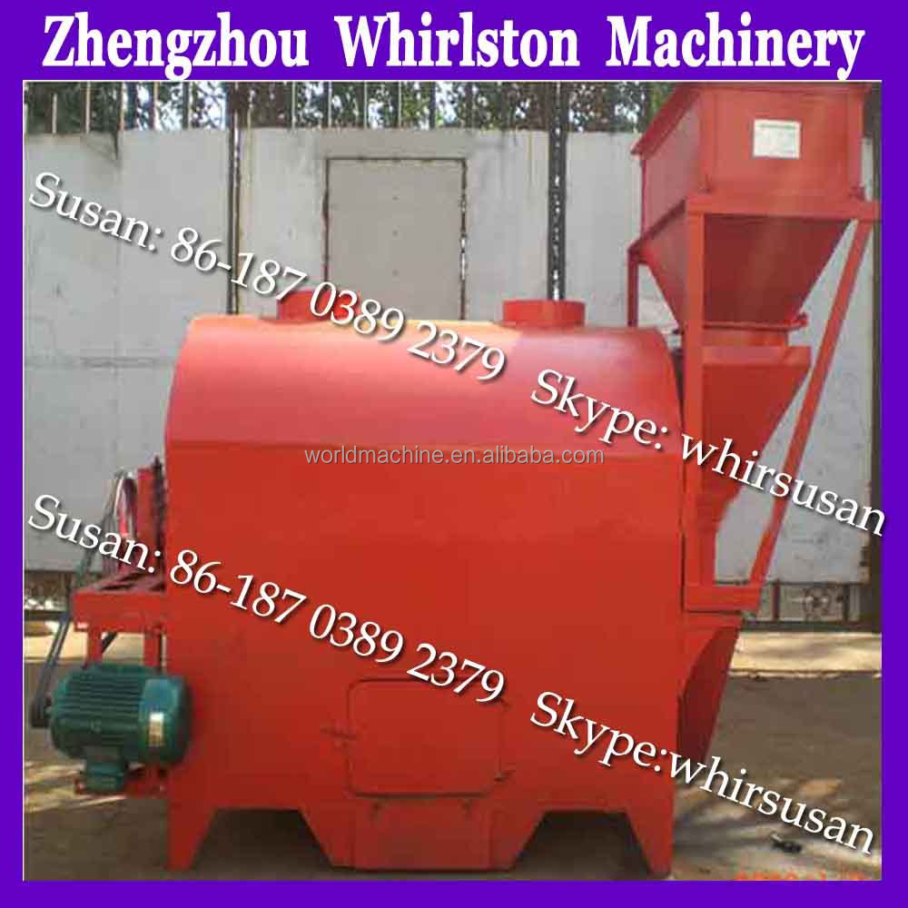 Oil processing pretreatment sunflower seeds frying machine