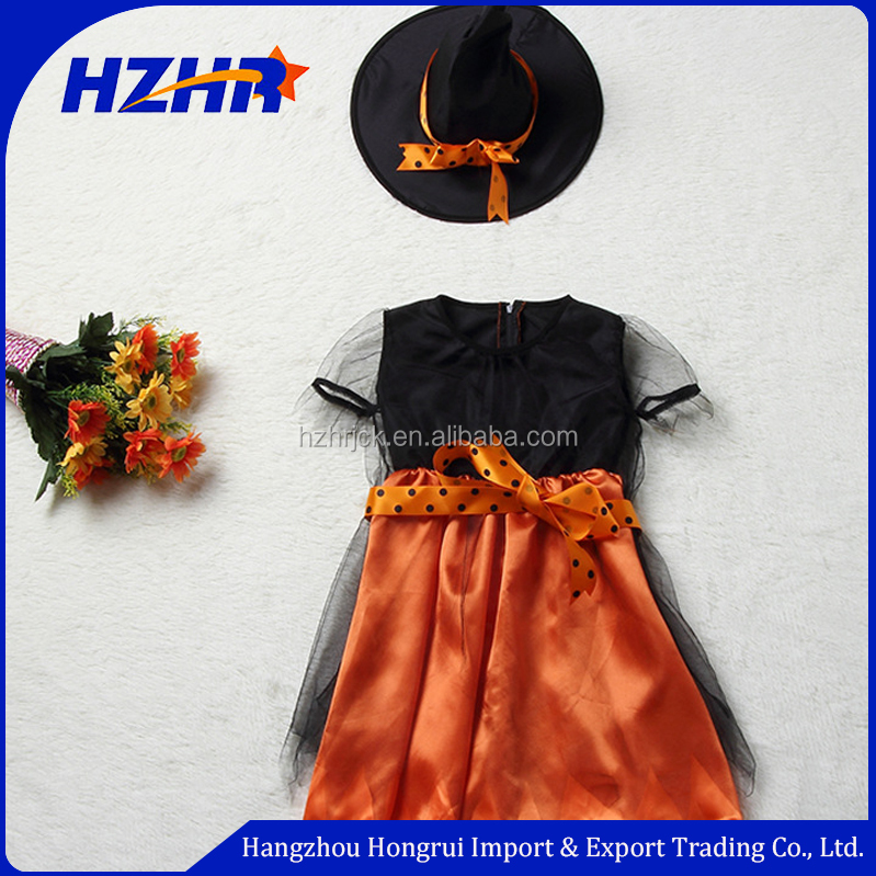 Performance Carnival Kids' Clothing orange costume for kids