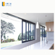 Top security new design casement price of aluminium frame sliding glass window