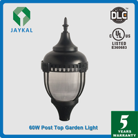 5 Year Warranty with UL & DLC Outdoor LED Garden Light