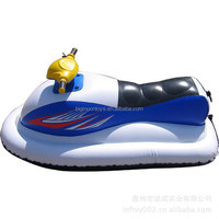super inflatable motorboat Squirter Float Pool Swimming Water Outdoor Games Wet Ski!!