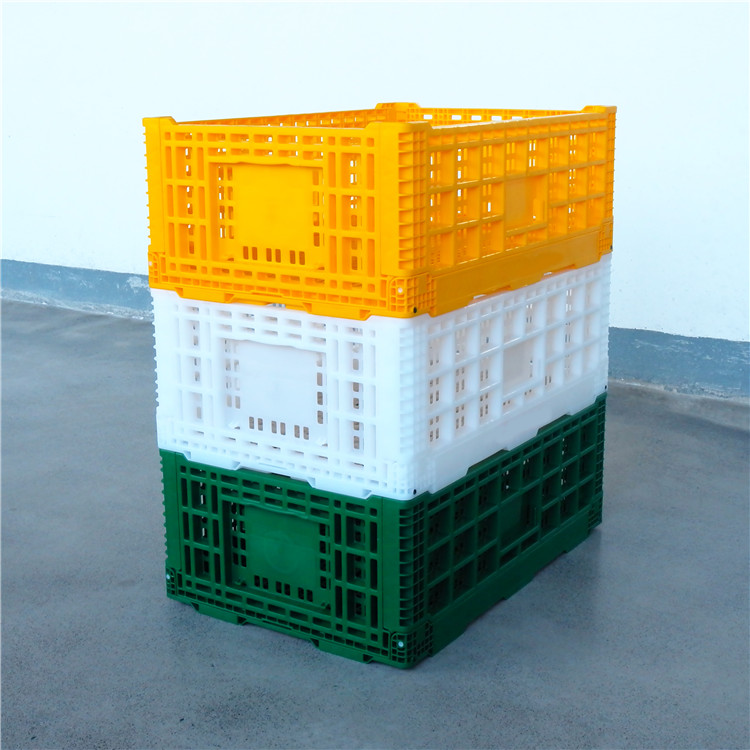 Fruit and Vegetable Plastic Crates Manufacturer