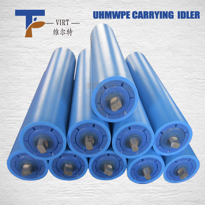 Belt Wheel Idler,Female Thread Type,Polymer Plastic Steel Driving Conveyor <strong>Roller</strong>