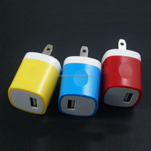 High Quality Hot Sale Fast Adaptive USB Wall Charger 5V 1A, Wall Charger USB for All Mobile Phones