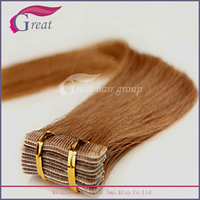 quick delivery 100 human hair tape hair extension