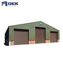 Superior quality industrial fire rated steel roller shutter door