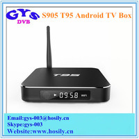 T95 S905 Android5.1 TV Box KODI XBMC Fully Loaded Bluetooth WiFi 3D Media Player