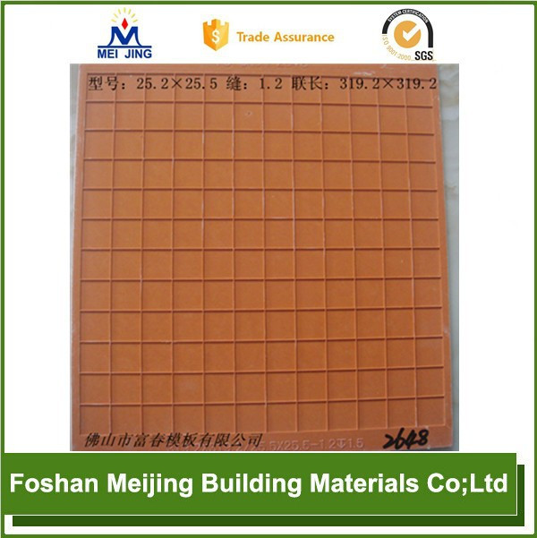 rubber core <strong>mold</strong> for glass mosaic manufacturer