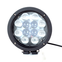 Auto Spare Parts Car High power super bright IP67 outdoor 60w led work light 4x4