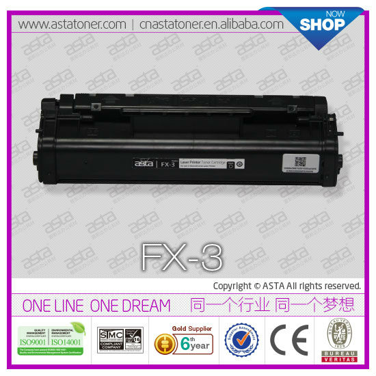 Compatible For canon printer toner cartridges FX-3 Indonesia