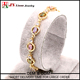 China jewelry making supplies wholesale bracelets for ladies low price bracelet gold plated