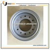 Forklift steel wheels and rims 3.00, 3.50, 4.00, 4.33, 4.50, 5.00