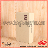 Wholesale custom printed cell phone packaging paper box