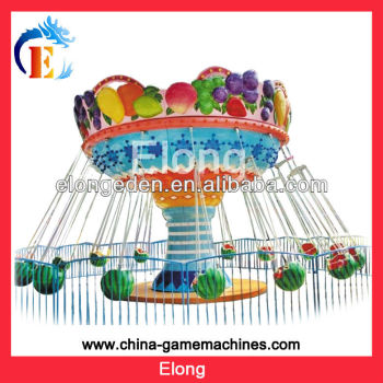 Children amusement park adventure equipment Fruit whirlwind