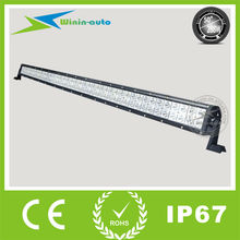 288W cree led light bar 252 off-road led light bar WI9027-288