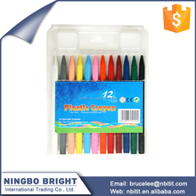 Educational tools Non-toxic Plastic Crayon for Children Used