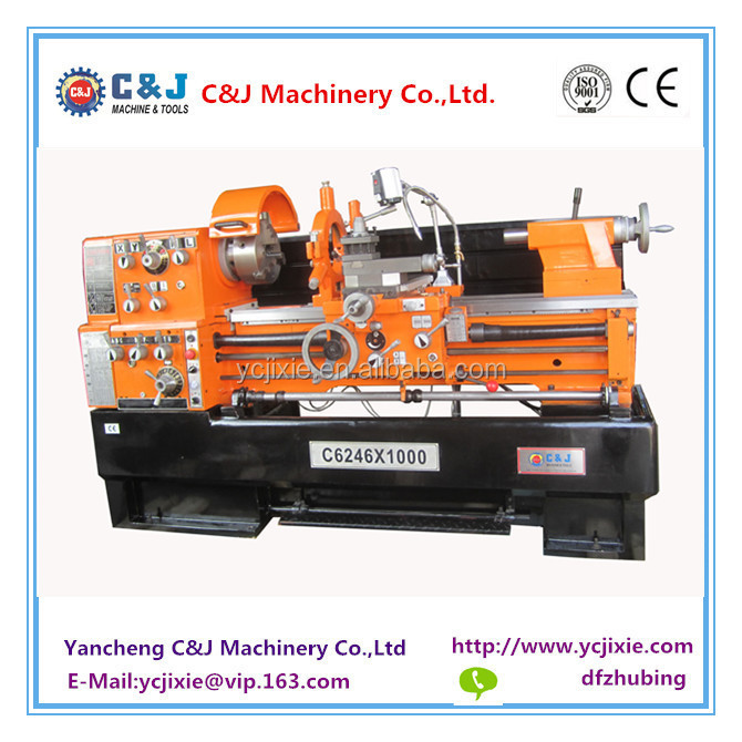 Horizontal Engine Lathe Machine for C6241 C6246