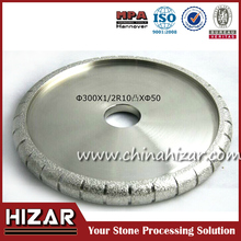 wet grinding wheel,granite grinding profile wheel,diamond tool for sale with high quality