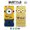 3D Soft tpu Shell Case For iPhone 4 5 5s 6 6s plus for the latest 3D Despicable Me Design Mobile Phone Case
