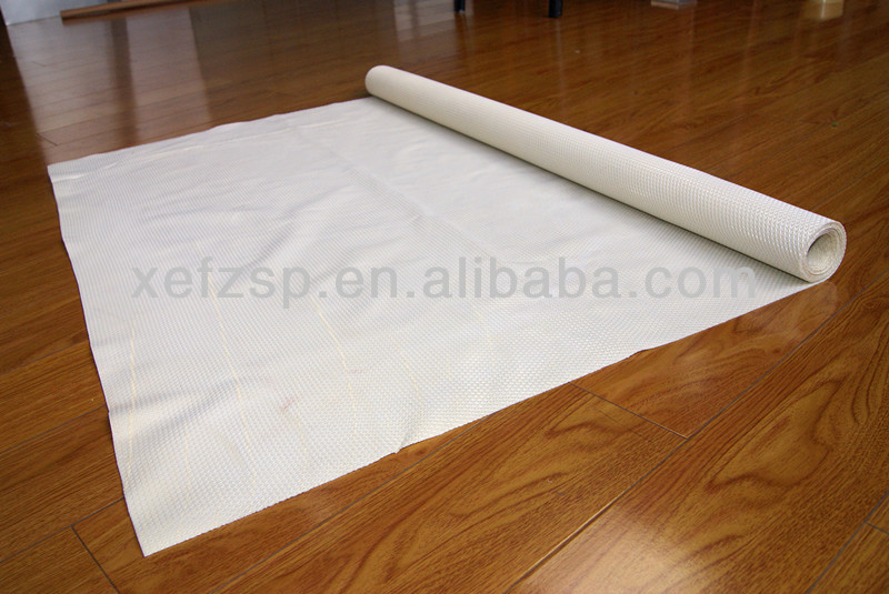 rubber waterproof rug pad