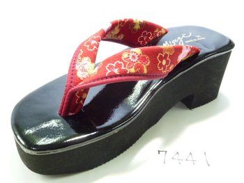 japanese sandal women 7441 made in Japan