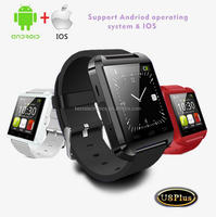 Factory directly sales U8 Plus Bluetooth Smart Watch Wrist watch For phone