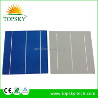 2013 Hottest Cheap polycrystalline silicon solar cells156*156 4.0-4.28W for solar panel kit