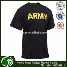K-ANGO Quality Protection quick dry UV Proof military t- shirt