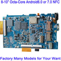 Cheap Factory 8-10 Inch MTK6753 Octa-Core 2GB Ram 32GB Rom 4G GPS Android Mobile Phone Mainboard