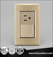 118CY-17 decorative electrical outlets