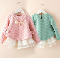 zm32286a kids fashion pictures of little girls dress casual western party wear knit dresses