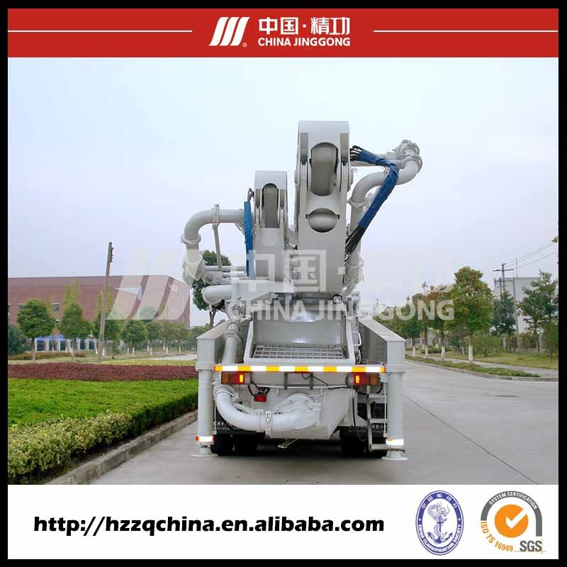 China Supplier 47 Meters Concrete Pump Truck