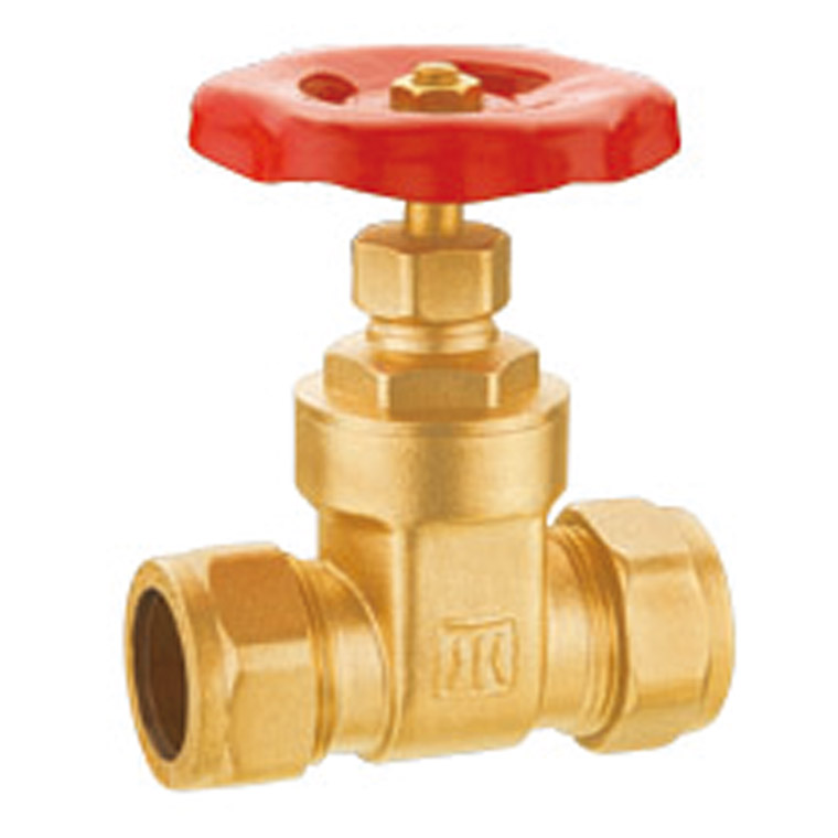 J1006 cw617n 200 wog parker forged brass gate valve