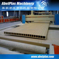 wpc door machine, wpc door extrusion machine, wpc door panel machine