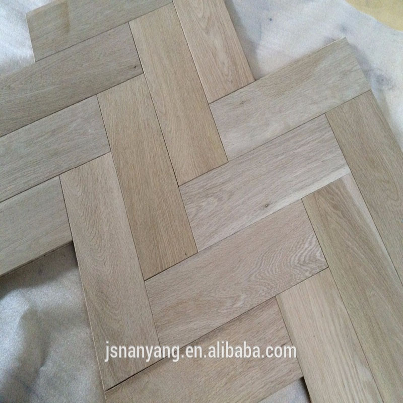 Germany technology Russia <strong>oak</strong> natural color unfinished wood flooring