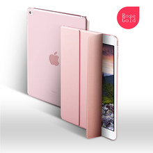 Original Leather Case, Anti-shock Case For New iPad Shockproof Case for New iPad 9.7 inch, for iPad case silicone