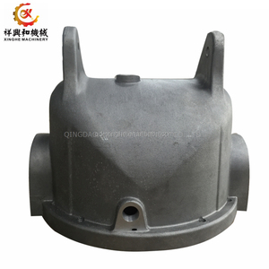 OEM Magnesium alloy automobile parts die casting, investment casting housing high-pressure pump
