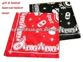 XH-1271 New 100% cotton promotional square scarf headscarf
