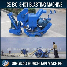 Electric Fuel floor sandblasting machine